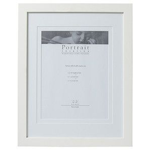 Poto Frame 35 5 X 45 7cm 11 X 14 In Outer Mat White 39 Target Window Photo Frame Photo Frame Frame