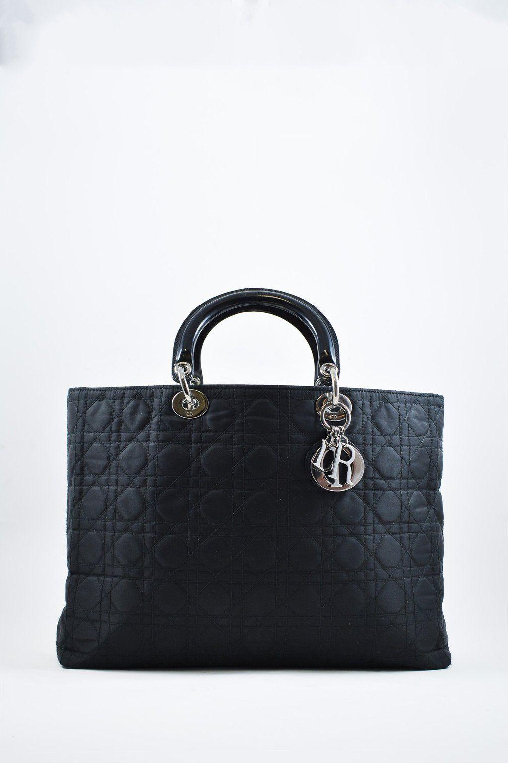 b14522245c5 Dior Large Black