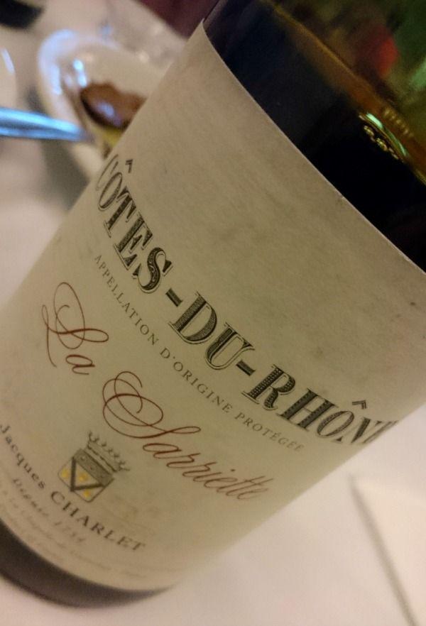 La Sarriete 2012 – Um Rhône para lá de amável - Vinhos de hoje