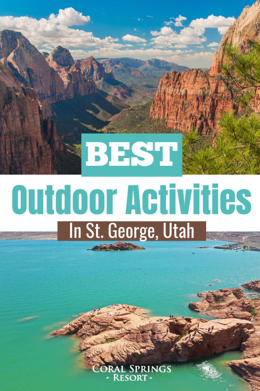 Best outdoor activities in st coral springs