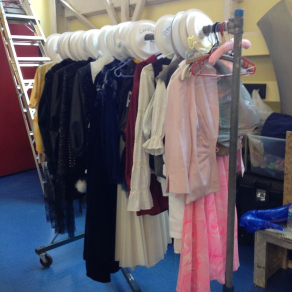 8 Quick Tips for Organizing Costumes Backstage, For Community