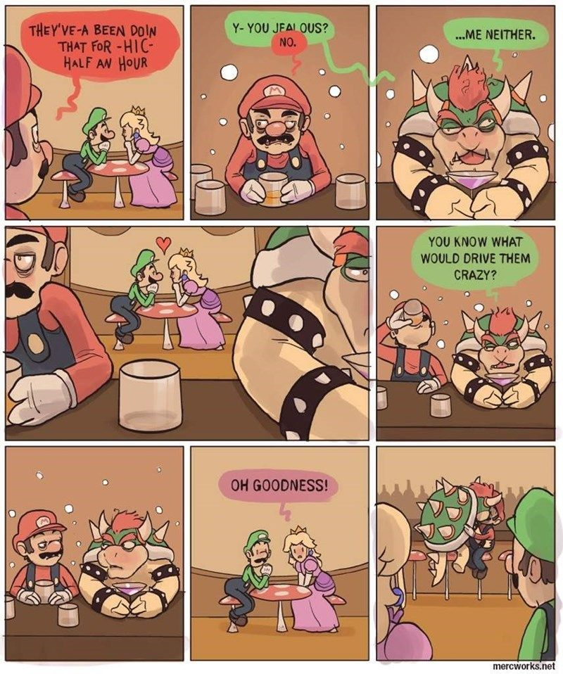Memes and Comics For The Gamers – 30 Pics