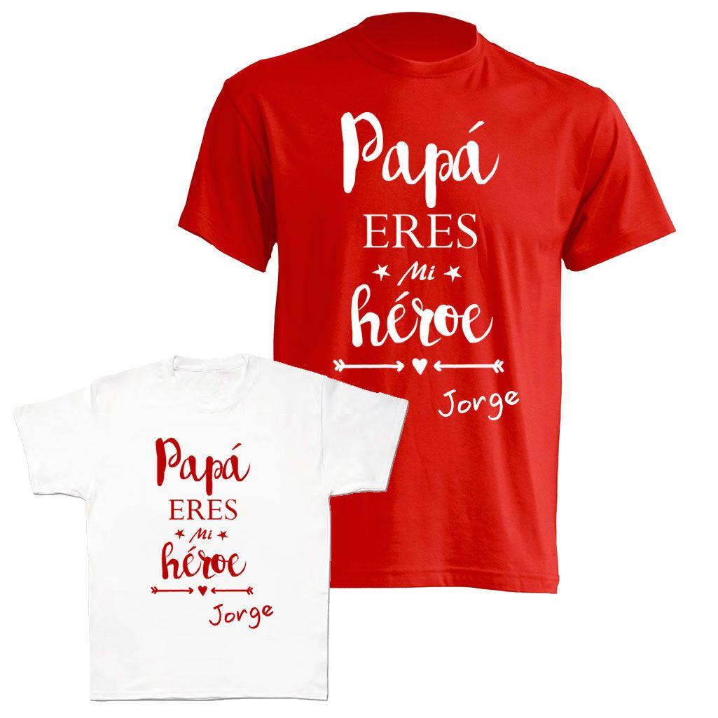 Camiseta Con Los Nombres De Los Ninos Para Regalar A Padres El Dia Del Padre Camisa Dia Del Padre Camisetas Dia Del Padre Regalos Dia Del Padre