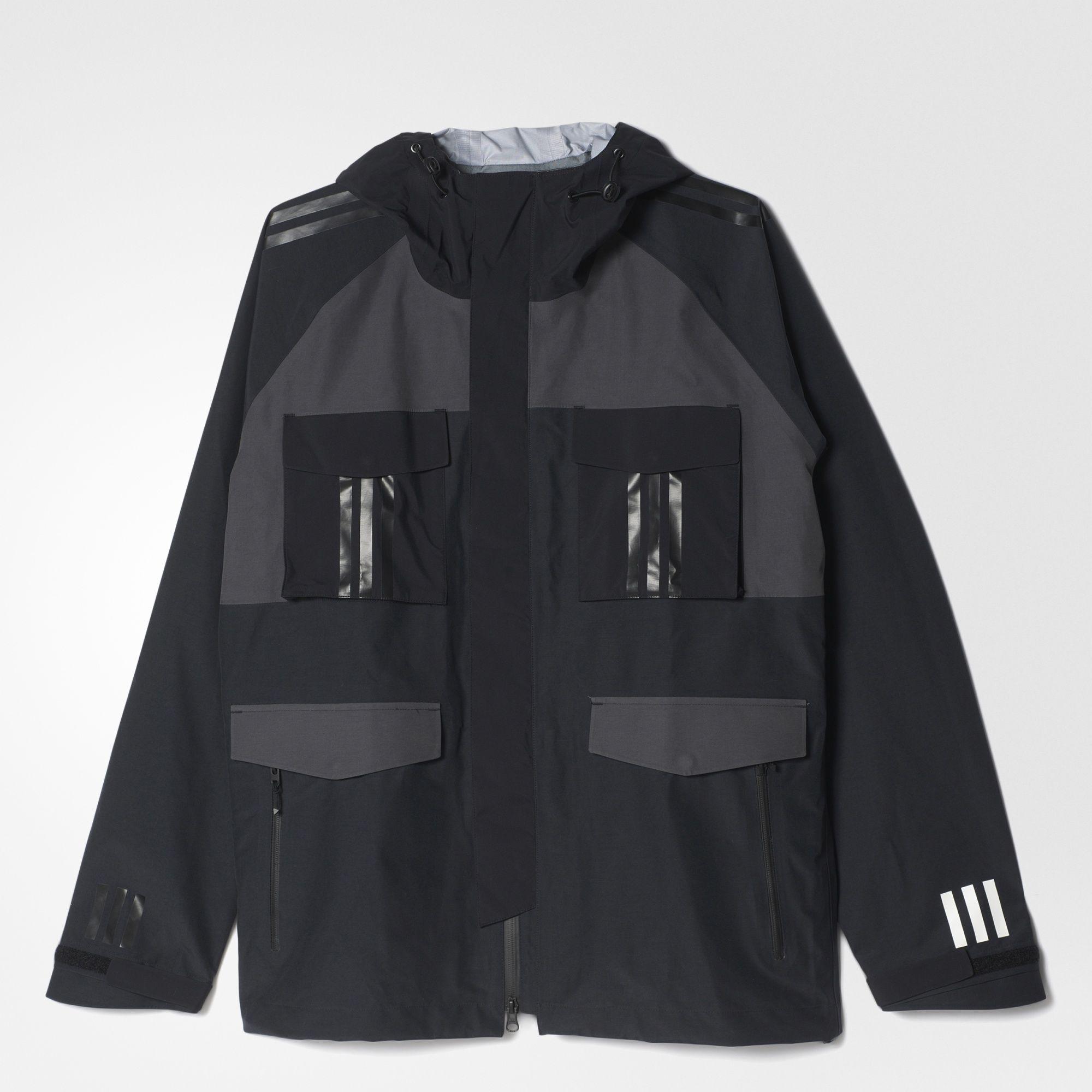 adidas - White Mountaineering Shell Jacket