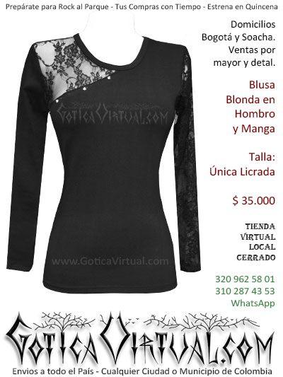 666cac2f7 blusa algodon blonda economica bonita boutique envios bogota cali medellin  tunja popayan bucaramanga yopal sincelejo cucuta colombia