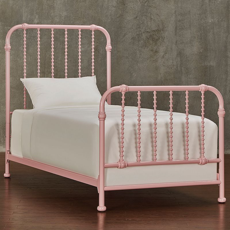 Homevance Patton Spindle Metal Bed Metal Beds Bed Kid Beds