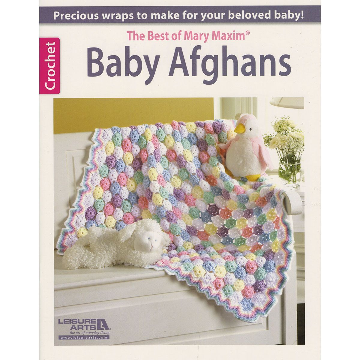 The Best Of Mary Maxim Baby Afghans   Pinterest