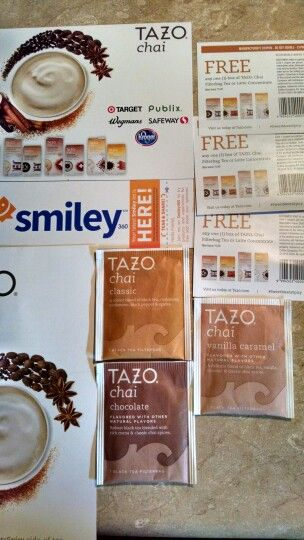 Tazo Tea Free Samples From Smiley360 With Images Tazo Tea