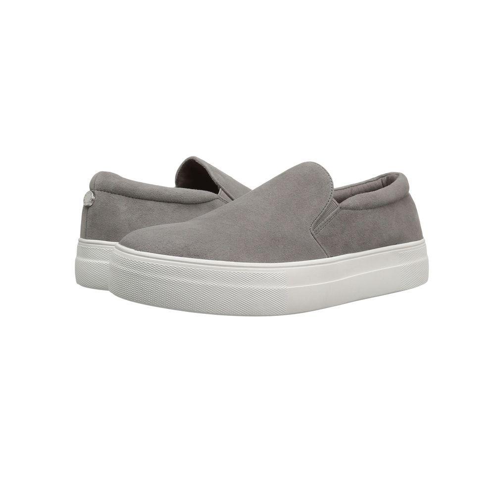 9a03e278b6e Steve Madden Gills Slip On Sneakers in Grey