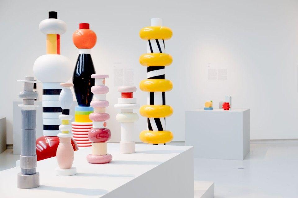 Celebrating Ceramics 100 Years Of Ettore Sottsass Ettore Sottsass Dutch Design Contemporary Ceramics