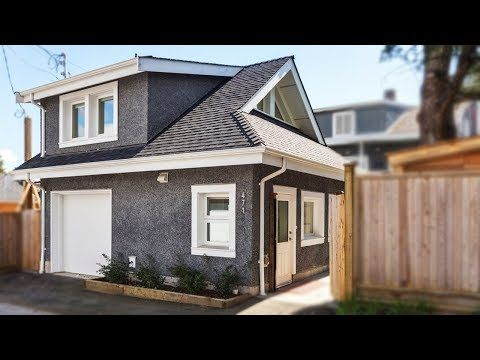 550 Sq. Ft. Home With Garage in Vancouver, British Columbia, Canada ...