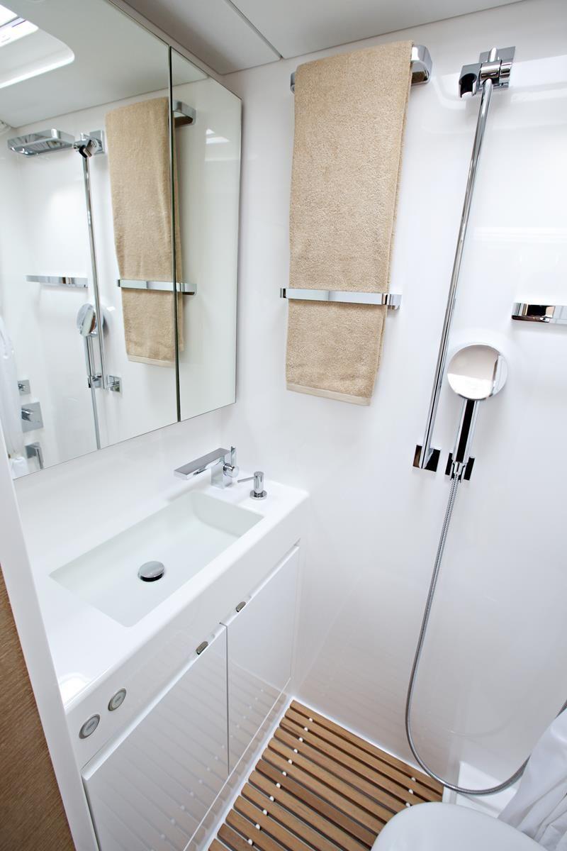 Possible boat bathroom!!!  Bathrooms remodel, Camper bathroom, Rv