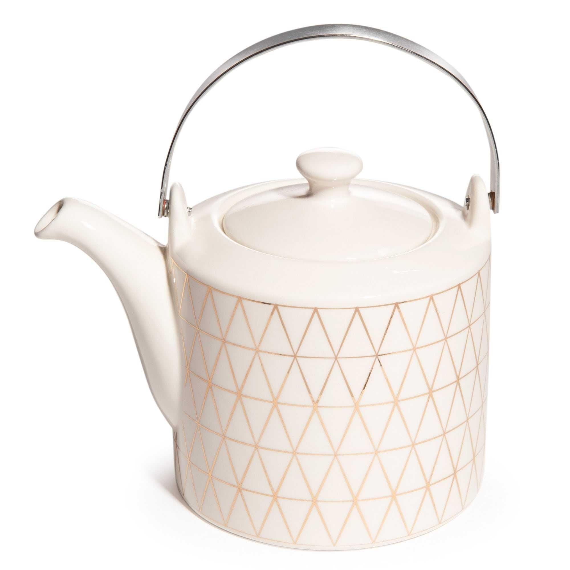 Weiße Teekanne weiße teekanne aus fayence copper wunschliste wishlist
