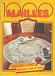 1000 Mailles № 30 01-1980 Napperons ronds et ovales