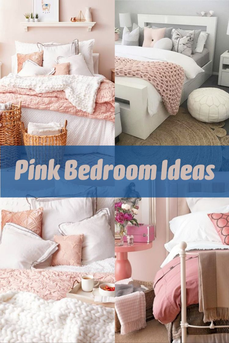 Blush Pink Bedroom Ideas Dusty Rose Bedroom Decor And Bedding I Love In 2020 Dusty Pink Bedroom Pink Bedroom Rose Bedroom