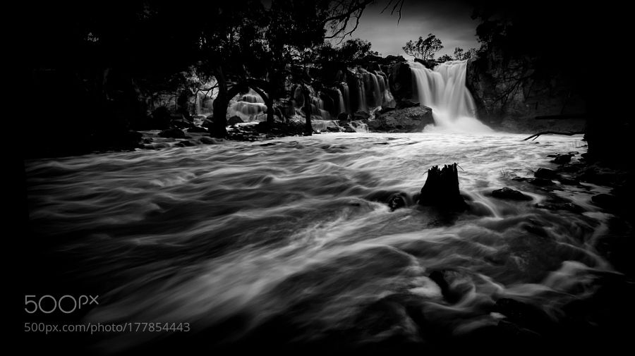 White water by DianeAtkinson