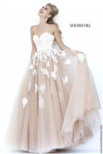 Sherri Hill 11200 Long Evening Dress - Stardust Boutique | vestidos ...