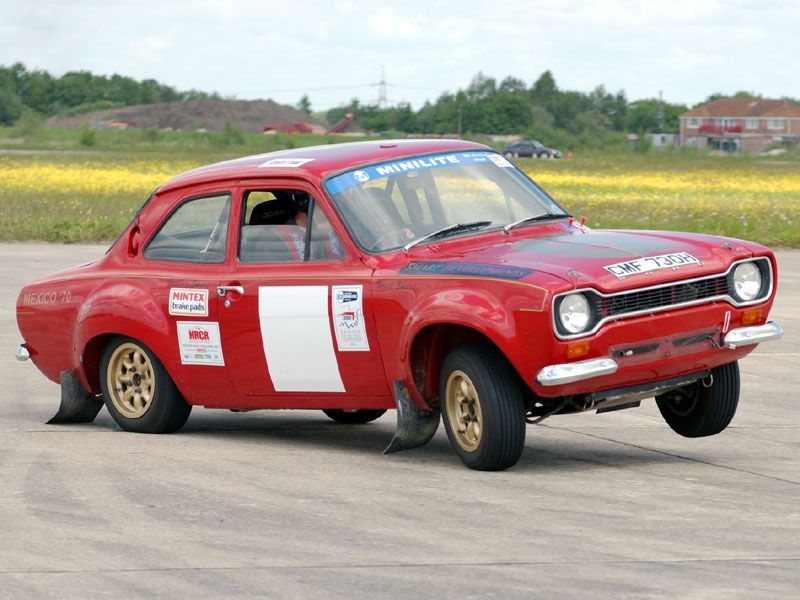 1969 Ford Escort 1300 GT Rally Car Maintenance/restoration of old ...