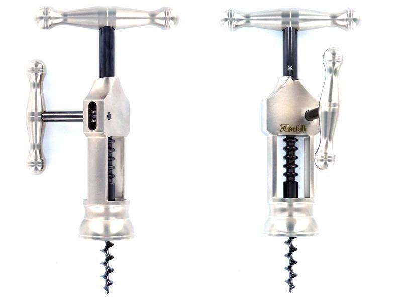 Mechanical Rack Pinion Wine Opener Set