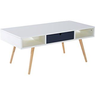 Fernsehschrank modern holz  Homcom® Beistelltisch Couchtisch Teetisch Wohnzimmertisch Tisch ...