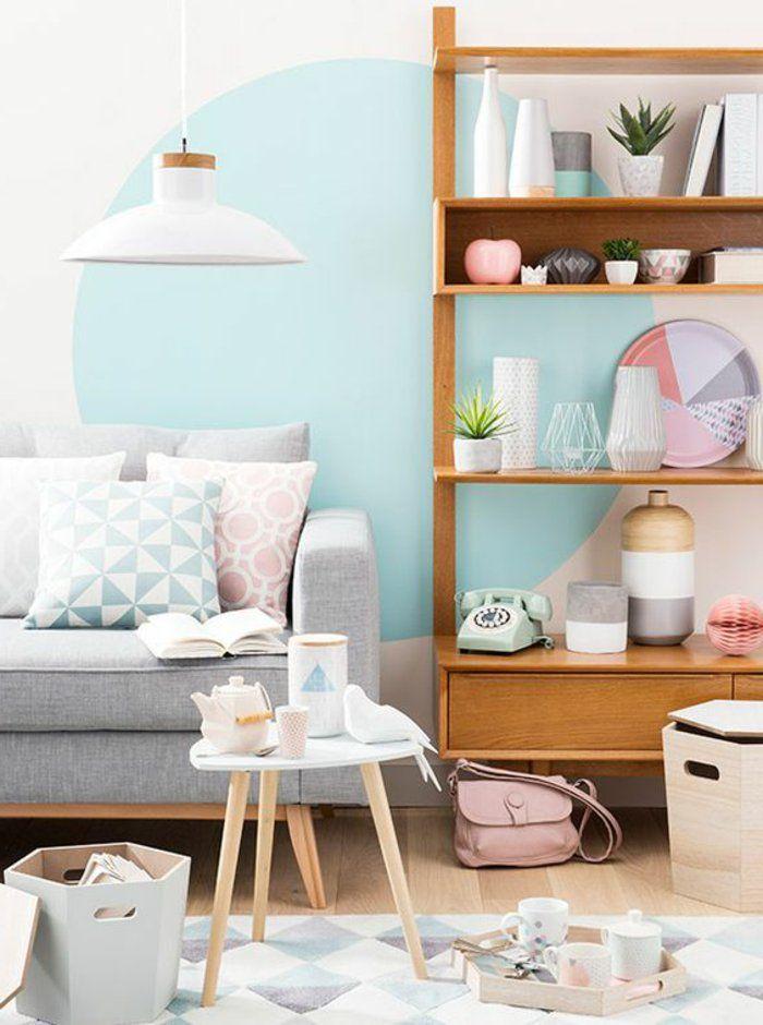 1001 id es pour votre peinture murale originale d coration pinterest. Black Bedroom Furniture Sets. Home Design Ideas