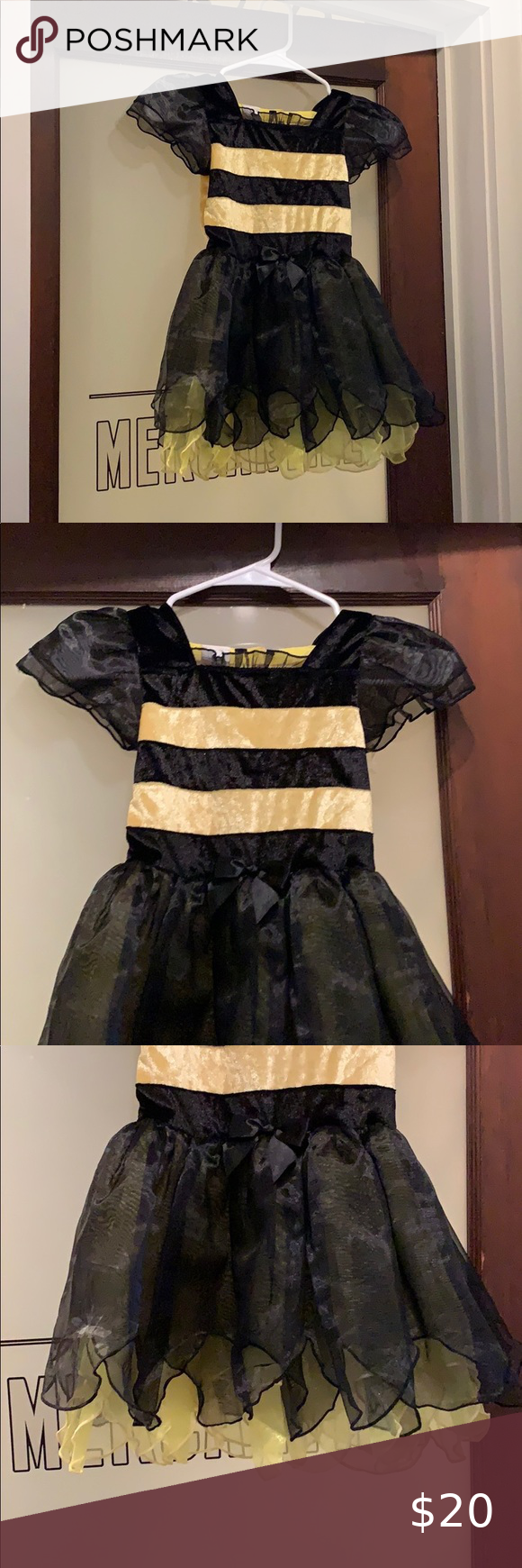 Halloween Bumble Bee Dress 4t 5t Pre Owned Halloween Bumble Bee Dress 4t 5t Pre Owned Koala Kids Costumes Halloween Bumble Bee Dress Bee Dress 4t Dress [ 1740 x 580 Pixel ]