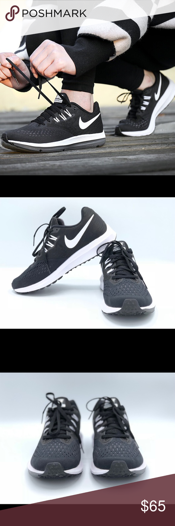 3d822f34d929 Nike Zoom Winflo 4 Women s Shoes These are almost new Nike Zoom Winflo 4 -  Women s