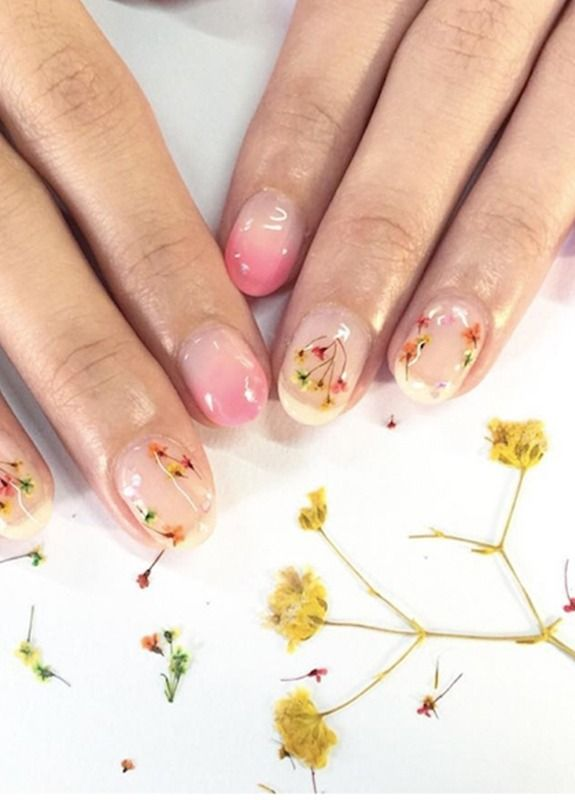 The Nail Art Trend That Will Be Everywhere This Spring | Spring ...