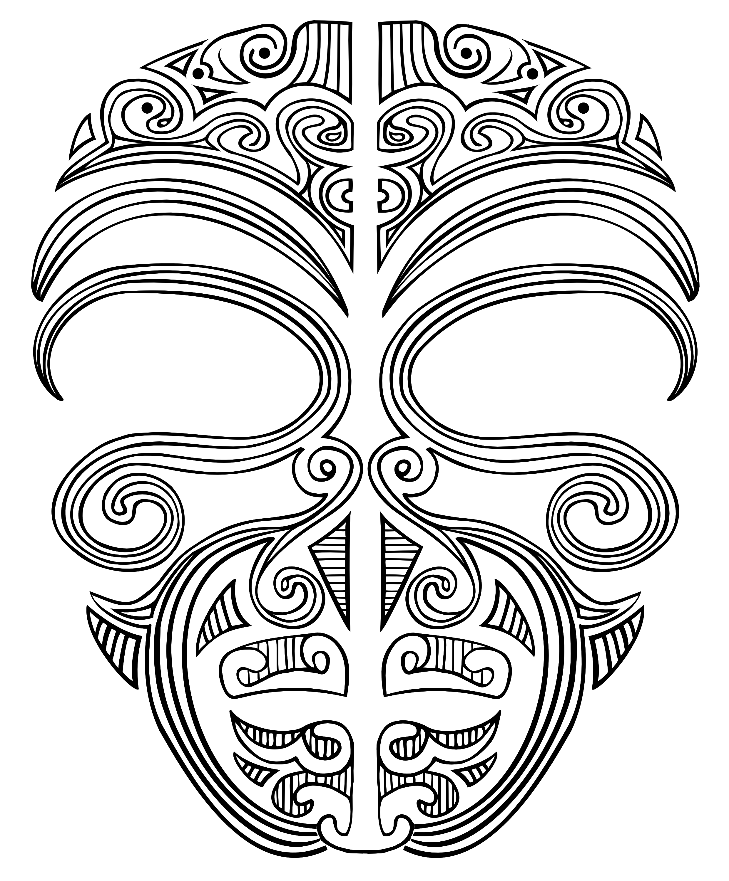 3619ceeff ta moko, face tattoo, maori mask | Maori | Maori tattoo designs ...