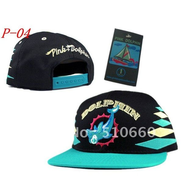 Hot Sale! Free Shipping New Style 20pcs/lot Pink Dolphin Mascot Snapback Caps/Hats on AliExpress.com. 5% off $113.05 #hair