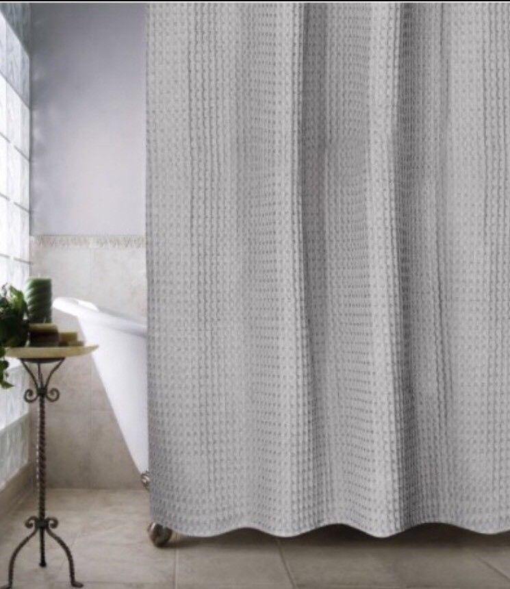 Pin By Lobo On Housewares Long Shower Curtains White Shower