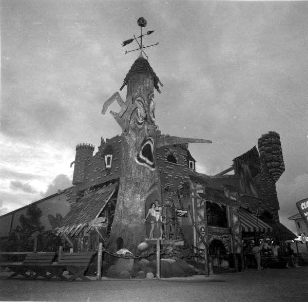 Miracle Strip Amusement Park Attraction