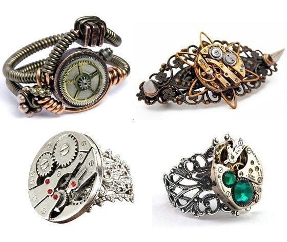 All designer vintage clothing accessories