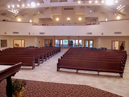 Image Result For Small Church Auditorium Colors Church Interiors Pinterest