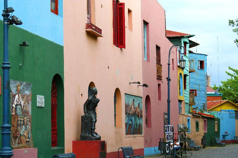 La Boca, BA, Argentina  #travel
