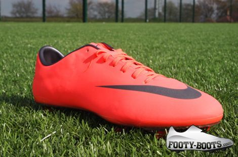 d4ec6d7bd623 One of our favourite shots from testing the Nike Mercurial Vapor VIII