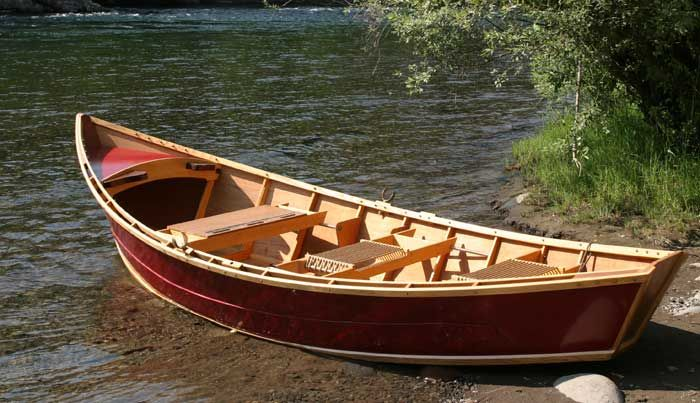 Wood Driftboat Wooden Boat Lust 21 July Three For The Price Of