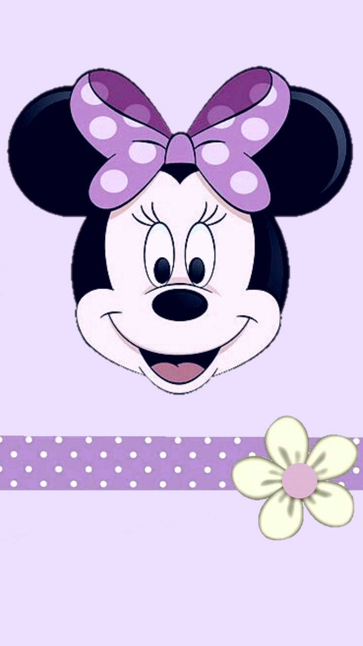 MINNIE MOUSE | MICKEY AND FRIENDS | Pinterest