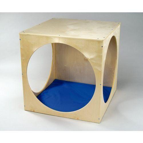 "Floor Mat for Playhouse Cube (Blue) (1""H x 28.75""W x 27.5""D) $44.10 (save $5.05)"