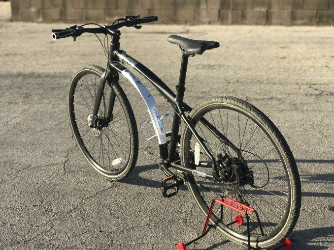 Alter Cycle S Reflex 300 Suspension Bike Review Bicycling