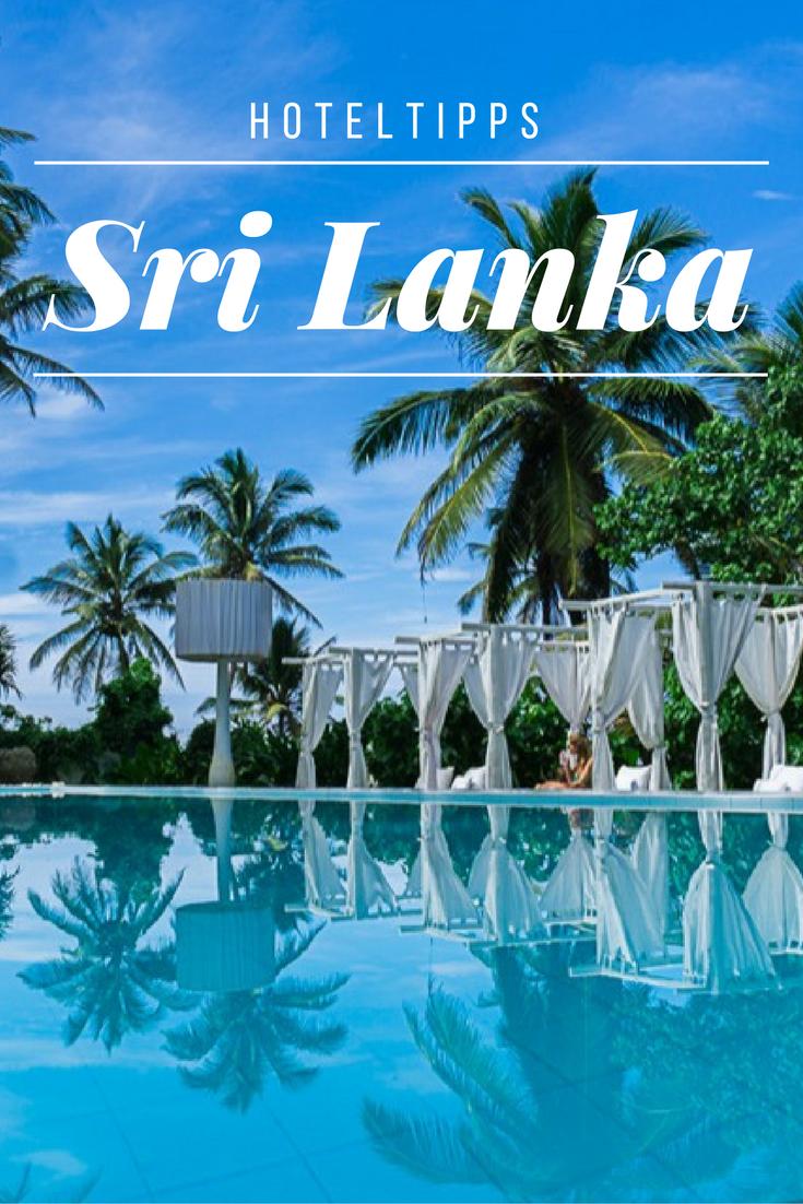 Hoteltipps Sri Lanka: Die besten Unterkünfte unserer Reise ...