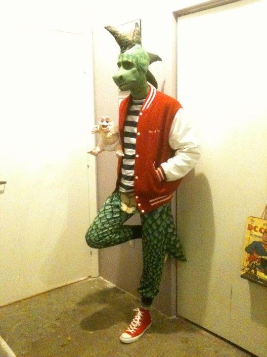 disfraz de dinosaurio dinosaur costume