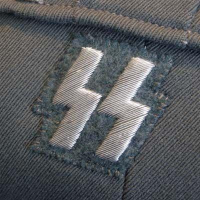 SS Tunic. Standartenführer. M1938. 'Open-Neck.' Exceptionally Rare.