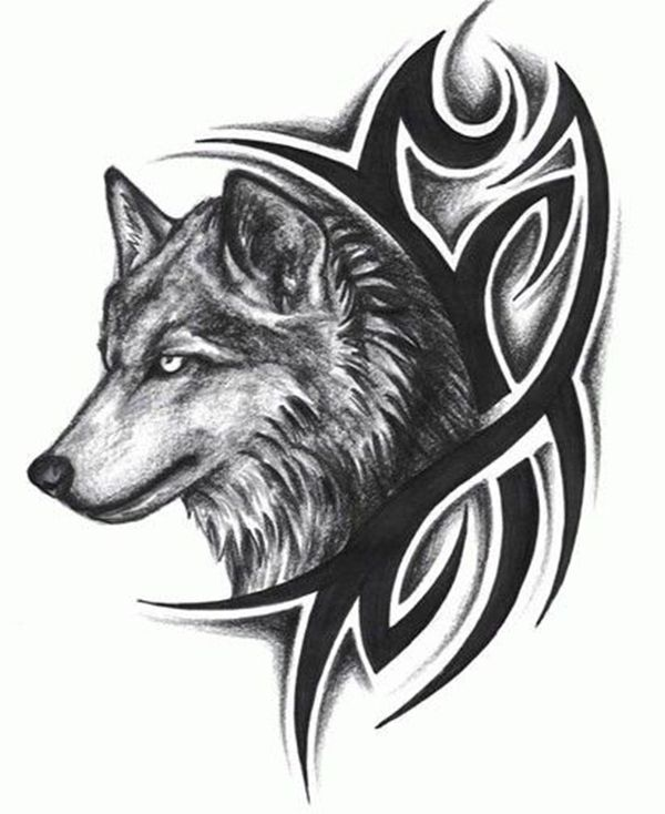 70 Mejores Modelos lobos Tatuajes Tattoo animal and Tattoo