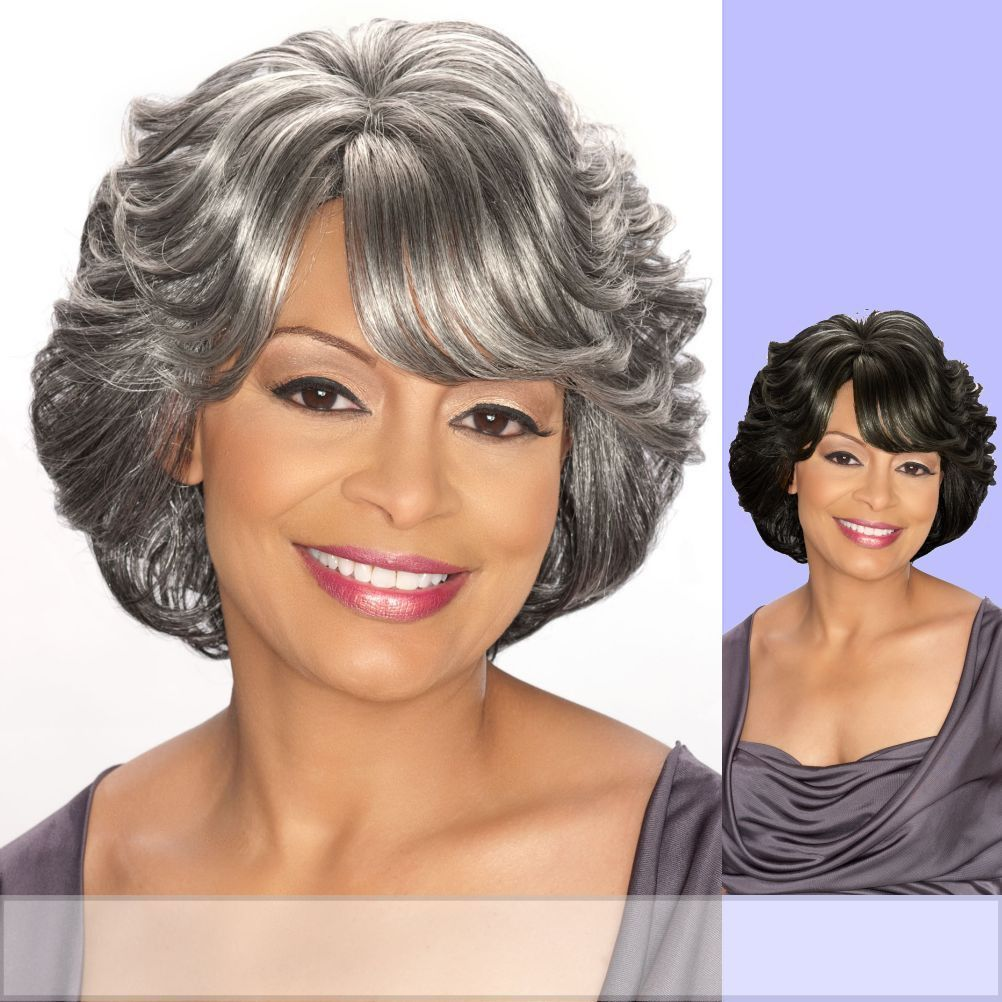 Foxy Silver Cece Synthetic Full Wig Products