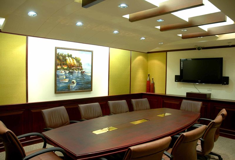 Synergy Corporate Interiors Pvt Ltd is one of the best interior