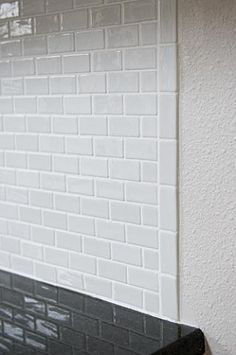 How To End Subway Tile Backsplash Opendoor