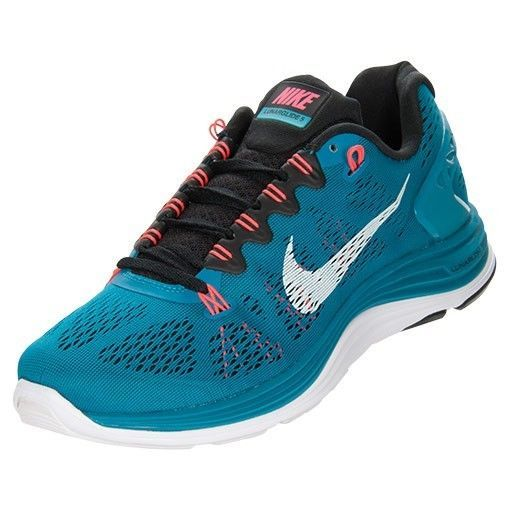 f7014baab1d10 ... Womens WMNS Nike Lunarglide + 5 SZ 9 Tropical Teal Black Atomic  599395-310  Nike Women s LunarGlide 8 Running Shoe ...