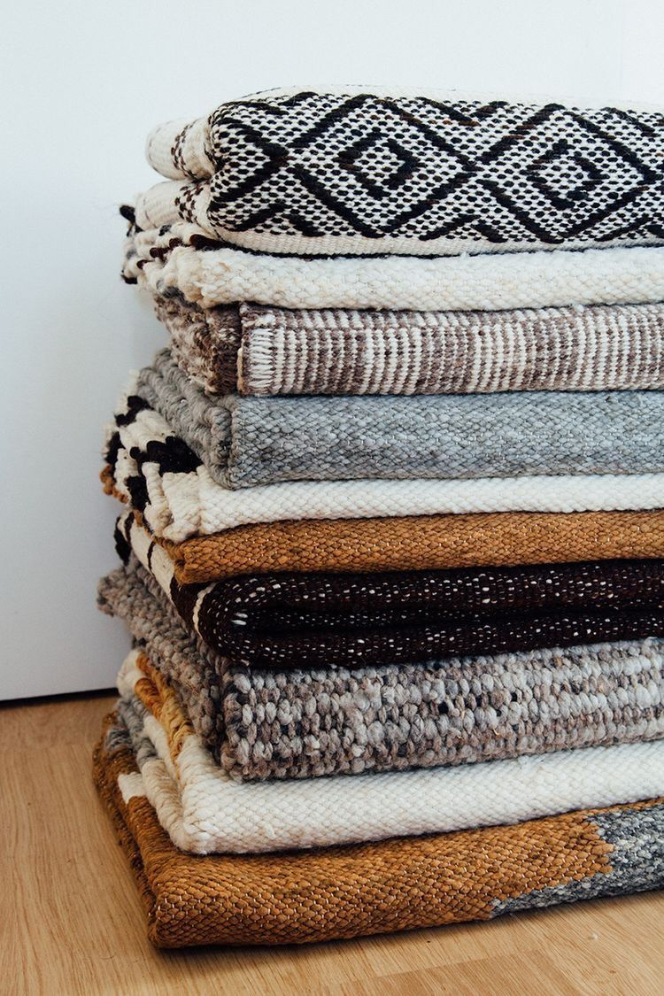 rugs and blankets from Pampa