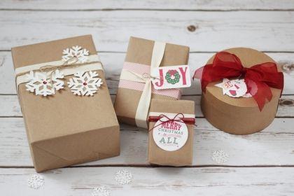 Emballage cadeau original pour Noël 2017 à faire soi-même en 80 idées #emballagecadeauoriginal